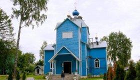 14 октября  исполняется 20 лет со дня освящения Покровского храма в Пряже
